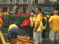 manifestació Barcelona. Foto: Jordi Purtí