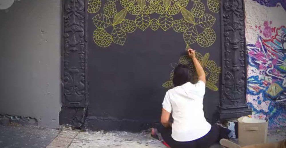 L ajuntament convoca un concurs per pintar un mural en una - Pintar mural en pared ...